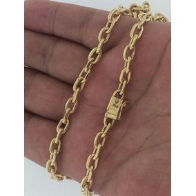 Corrente Cartier Em Ouro 18k 0,750 Com 25grs. Ct34