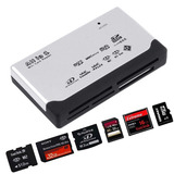 Lector De Tarjeta De Memoria Micro Sd Sdhc Compact Flash