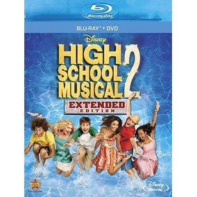 High School Musical 2: Extended Edition - Blu-ray + Dvd