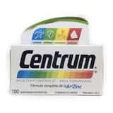 Centrum Multivitaminico X 100 Comprimidos