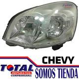 Faro Izquierdo Chevrolte Chevy C2 (2009 Al 2010)