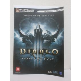 Guia Jogo Diablo 3 Reaper Of Souls Usado Excelente Estado