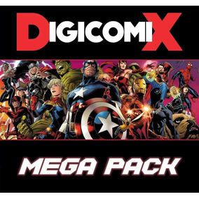 Digicomix Mega Pack