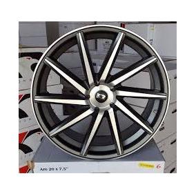 Jg Roda Vossen Aro18 4x114 Nissan Sentra Versa Livina+pneus
