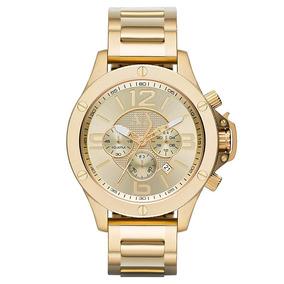 Relógio Armani Exchange Cronógrafo Ax1504 4dn Dourado · R  1.729. 12x R   144 sem juros 2aa5bb543b