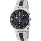 Reloj Swatch Para Hombre Ycs410gx Plateado Acero Inoxidable