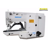 Máquina Costura Industrial Travete Sansei 42 Pontos Sa-420