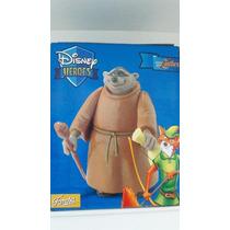 Miniatura Padre De Robin Hood Disney Heros Lacrado Importado