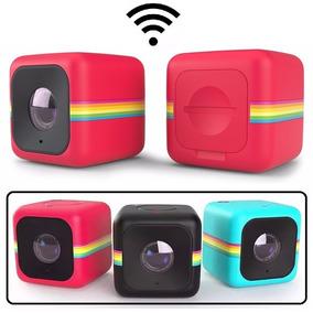 Camara Deportiva Polaroid Cube Plus Polc Wifi Fhd Oferta