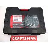 Caja Kit Herramienta Mecanica Craftsman 230 Piezas