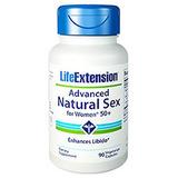 Life Extension Advanced Natural Sex For Women 50+ Vegetarian