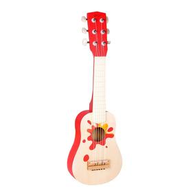 Guitarra Madera Tucán O Estrella Classic World Música Niños