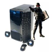 Computadora Amd Athlon 320ge/8gb/1tb//msi A320m-a/gabinete
