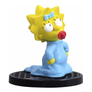The Simpsons Maggie  Figura 6cm  Original
