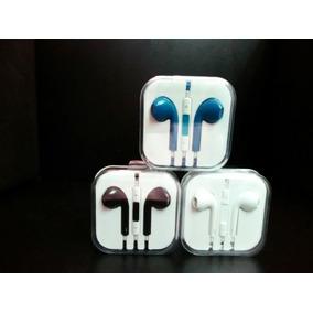 Audifonos Para Apple Iphone Ipod Shuffle Ipad