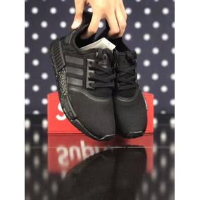 Tênis adidas Nmd Original Total Black Pronta Entrega