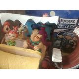 Boneco Fred Flintstones Dino Vilma Pedrita Drive In Carro