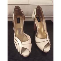 Divinos Zapatos Las Oreiro - Nuevos - Número 39