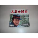 Disco Vinilo Simple - Salvatore Adamo - El Rebelde