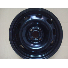 Roda De Ferro Vw Gol Saveiro Parati Up Aro 15 Original