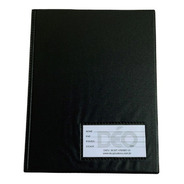 Pasta Catálogo A5  Com 30 Envelopes Finos E Visor -colorido