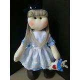 Boneca Russa Alice No País Das Maravilhas Decoração Festa
