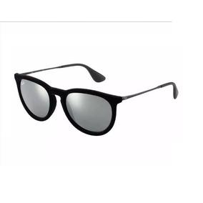 Oculos Femininos Veludo - Óculos De Sol Ray-Ban Erika no Mercado ... 976ea8edeb