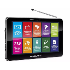 Gps Tracker Iii Tv Dig. Touch Screen 4,3