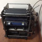 Impressora Offset De Mesa