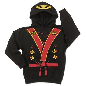 Disfraz Sudadera Ninjago Ninja Go Lego Disfraces Niños
