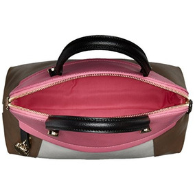 Bolso Furla Piper Medium Colorblock Dome Satchel Bolso, !
