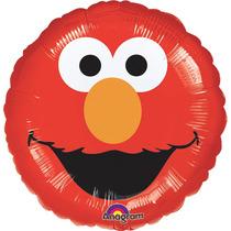 Globo Elmo Paquete 6 Pzas Medida 18 Pulgadas Para Helio