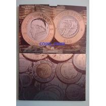 Set 9 Monedas Cuño 2015 Banxico Nuevo Lanzamiento 2017