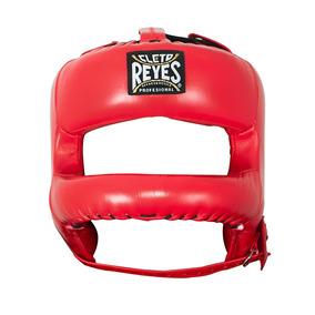 Careta De Box Con Barra De Nylon Cleto Reyes/piel/387r