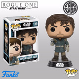 Captain Cassian Andor Funko Pop Star Wars Rogue One