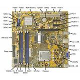 Tarjeta Madre Hp Compaq Dx2400 G33 Ipibl-lb Intel Desktop