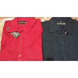 Camisas Manchini 2 Pz Por 450