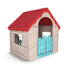 Casitas Infantiles Casas Para Ninos De Plastico En Mercado Libre - Casitas-infantiles-plastico