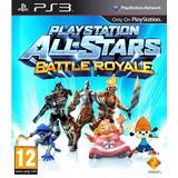 Playstation All-stars Battle Royale Digital Latino Ps3