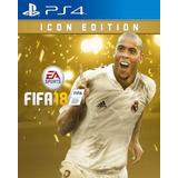 Fifa 18 Ea Sports Icon Edition Juego Playstation Ps4 Oferta