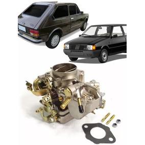 Carburador Fiat Weber 190 Uno Premio 147 1.3 1.5 Álcool Novo