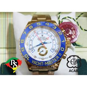 5bdfc80fdf0 Rolex Yachtmaster 2 Aco E De Luxo - Relógio Masculino no Mercado ...