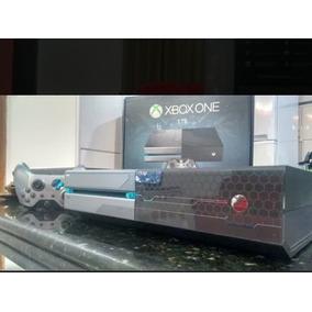 Xbox One 1tb Edição Halo 5