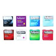 Tulipán 24 Cajitas X 3 (72 Preservativos Surtidos)