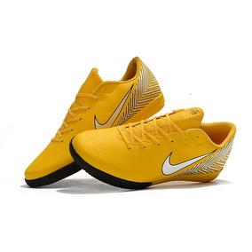Nike Mercurial Steam Amarillos Tenis Para Futbol Rapido Turf en ... 04ff977279ddc