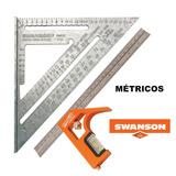 Swanson - Combo Kit Esquadros (originais)