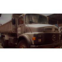 Caminhão Mb 2220 - Basculante (traçado)