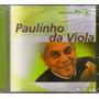 Cd Paulinho Da Viola - Série Bis (duplo)