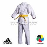 Karategui adidas Wkf Club Talla 120 Uniforme De Karate