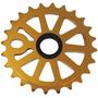 Coroa Bike Bmx 24 Dentes Alumínio 23.8 Mm C/adaptador 19 Mm